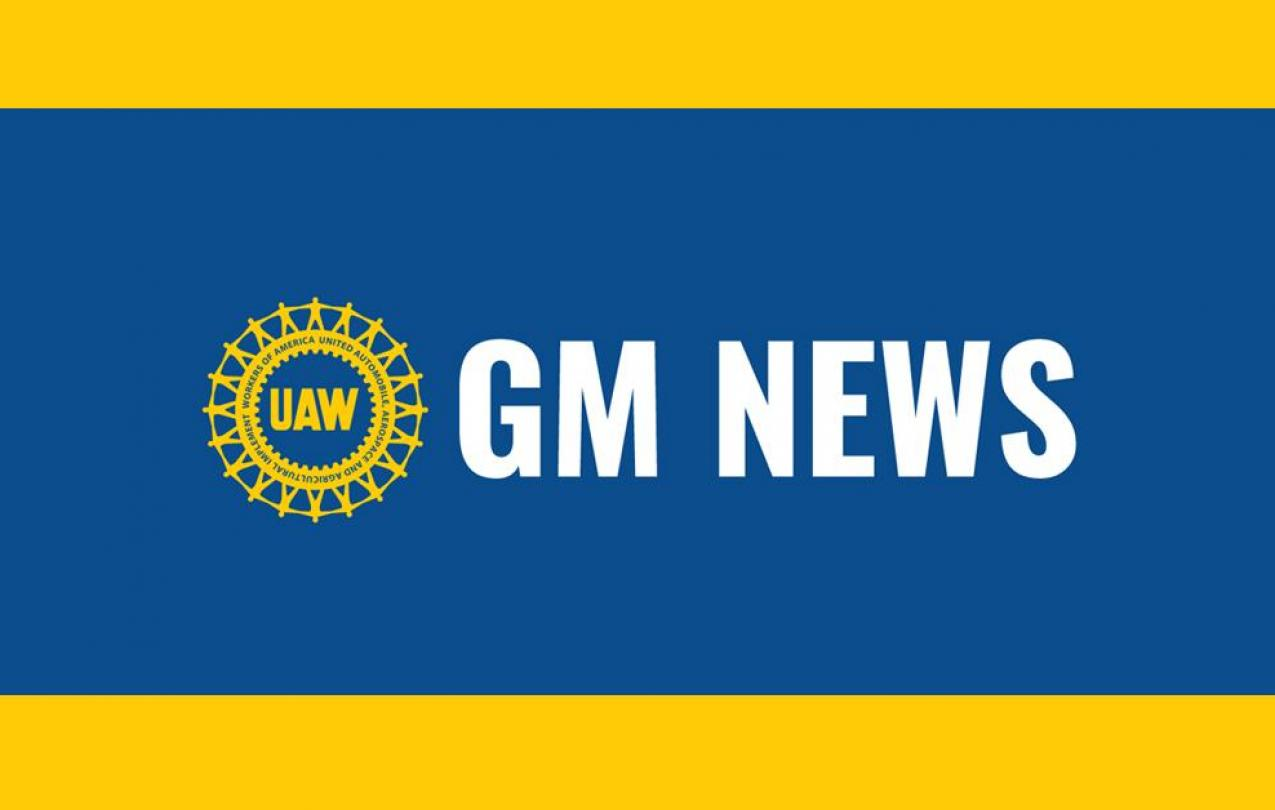 UAW President Gary Jones: Autoworkers ready to fight GM over its callous  layoffs